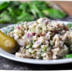рецепт вкусного салата с тунцом консервированным