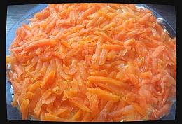 мелко порезать морковку для салата селедка под шубой классический рецепт