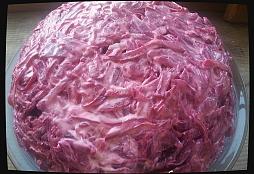мелко порезать свеклу для салата селедка под шубой классический рецепт.