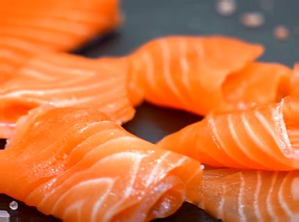 как посолить красную рыбу простой рецепт