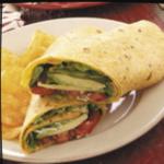 tomat wraps med avokado