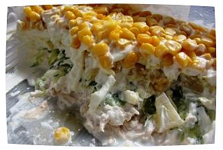 яйца кукуруза курица ананас