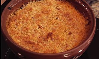 sel dans la recette du four