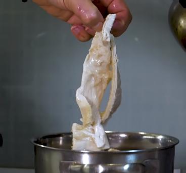 Ставим вариться рубец рецепт хаш