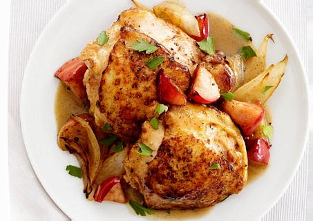 вкусные куриные бедрышки в духовке