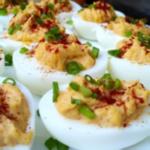 закуска фаршированные яйца