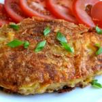 куриное филе с сыром на сковороде